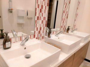 女性用お手洗い
